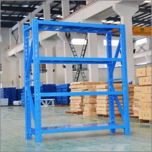 南京中型层板货架结构特点及介绍