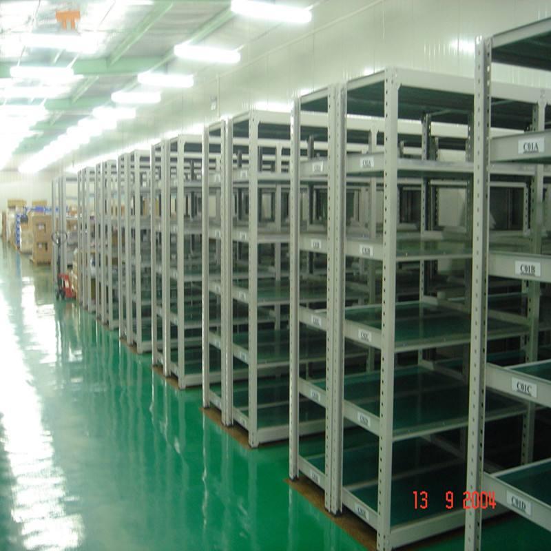 中A型层板货架